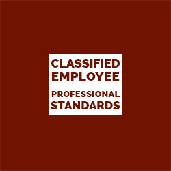 Classified Employee Professional Standards