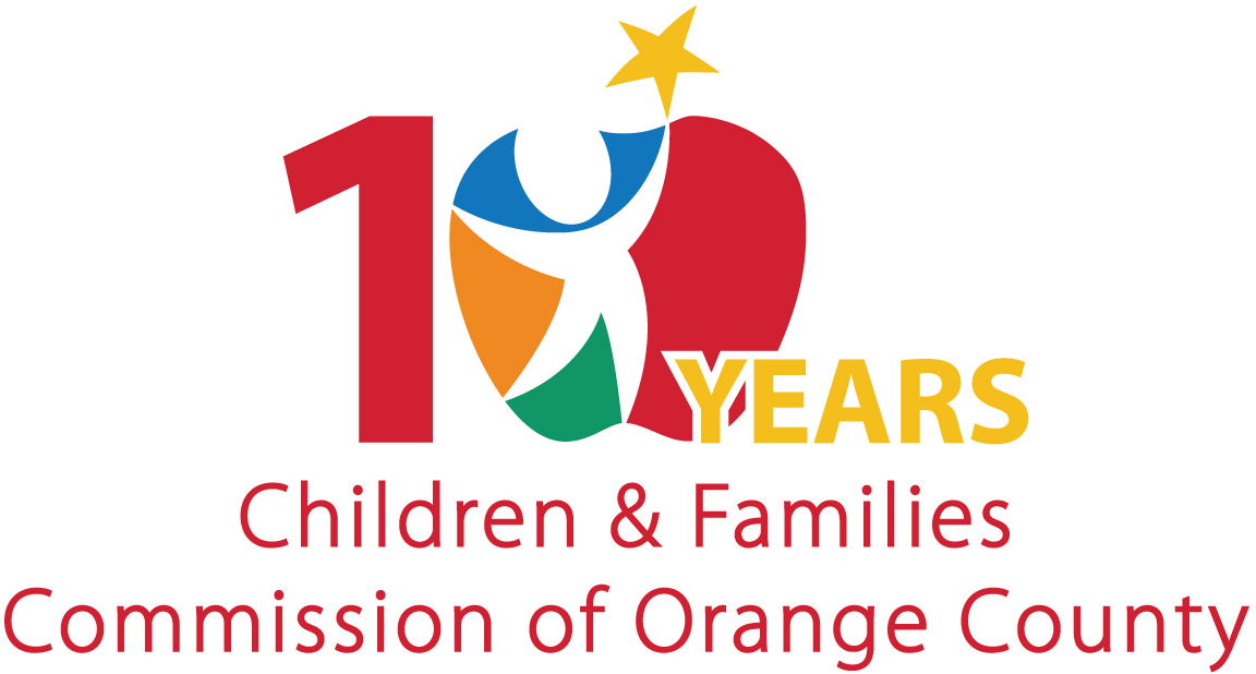 Children and Family Commission of Orange County Logo
